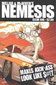 Millar & McNiven's Nemesis #1 1st First Print Marvel comic book